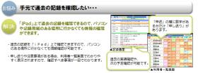 デイサービス用iPadアプリ